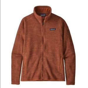 Patagonia Better Sweater zip jacket women's sz L